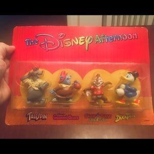 New Disney Afternoon Figurines